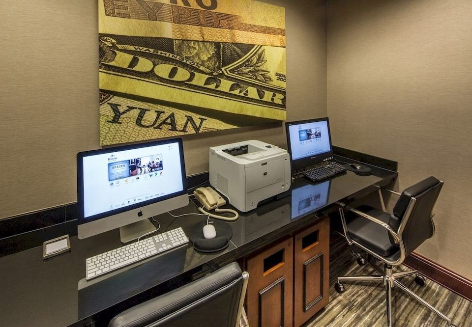 art personal computer hardware computer desk