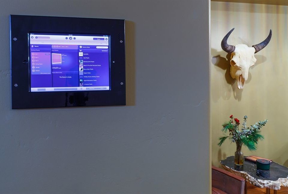 television art display device mounted screenshot flat