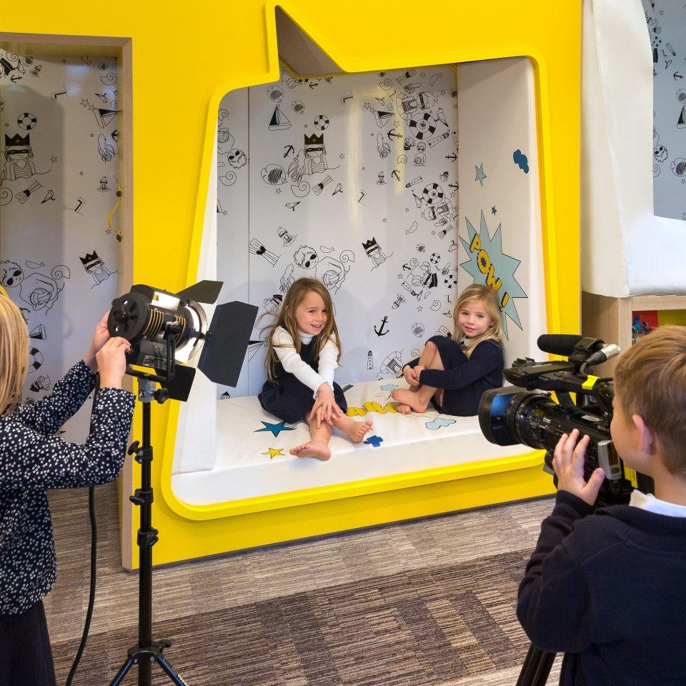 yellow youth art education