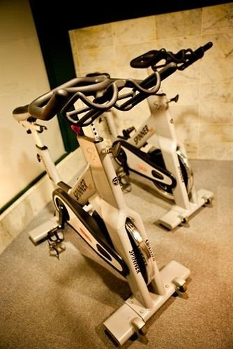sport venue art indoor cycling machine sports equipment gym exercise machine