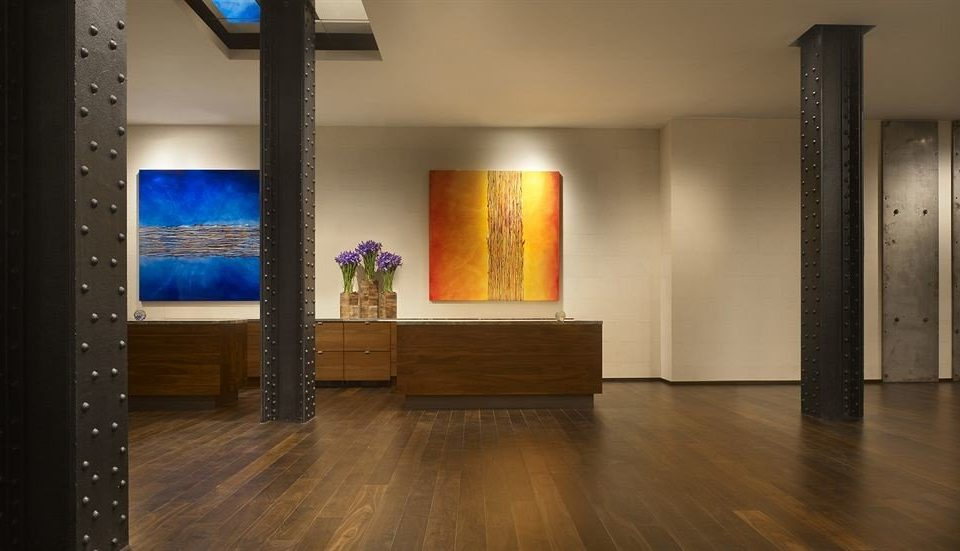 property hardwood lighting home tourist attraction flooring wood flooring art gallery living room museum