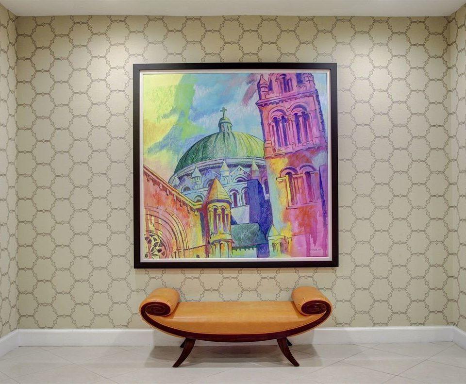 mural modern art painting art shape picture frame tiled