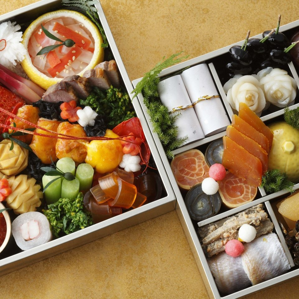 box food cuisine container lunch bento ekiben asian food osechi japanese cuisine fruit vegetable bunch makunouchi different variety