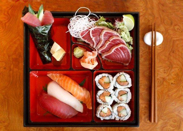 food cuisine asian food japanese cuisine osechi lunch sushi ekiben bento
