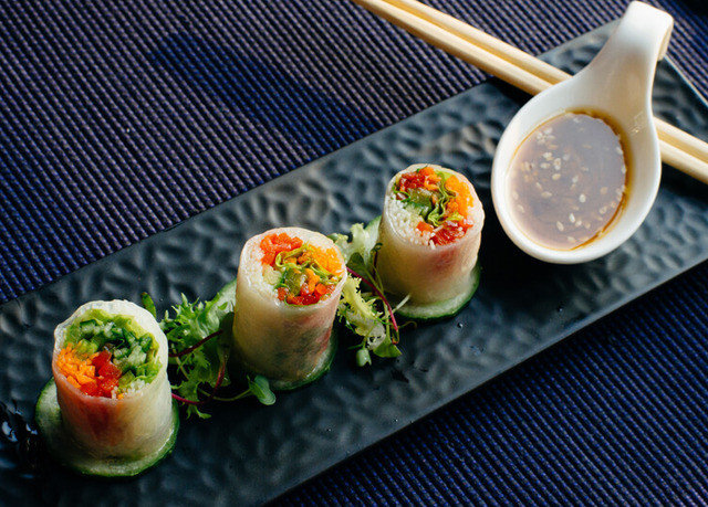 food cuisine asian food sushi california roll chinese food hors d oeuvre japanese cuisine plastic