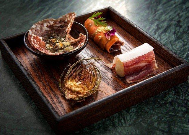 food meat cuisine asian food sense grilling toppings