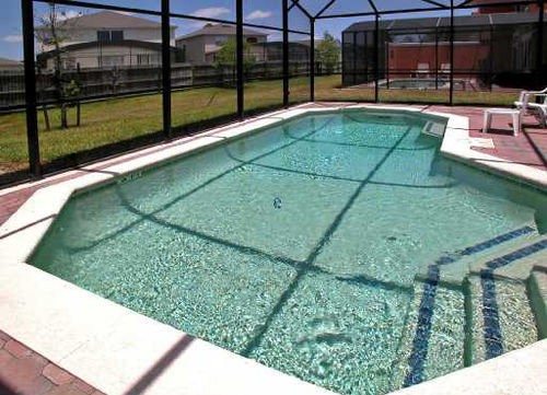 grass ground swimming pool structure property athletic game sport venue lawn net flooring park ramp backyard outdoor structure