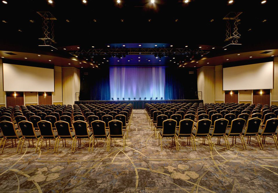 auditorium function hall stage ballroom audience convention center conference hall theatre convention long basement line stone