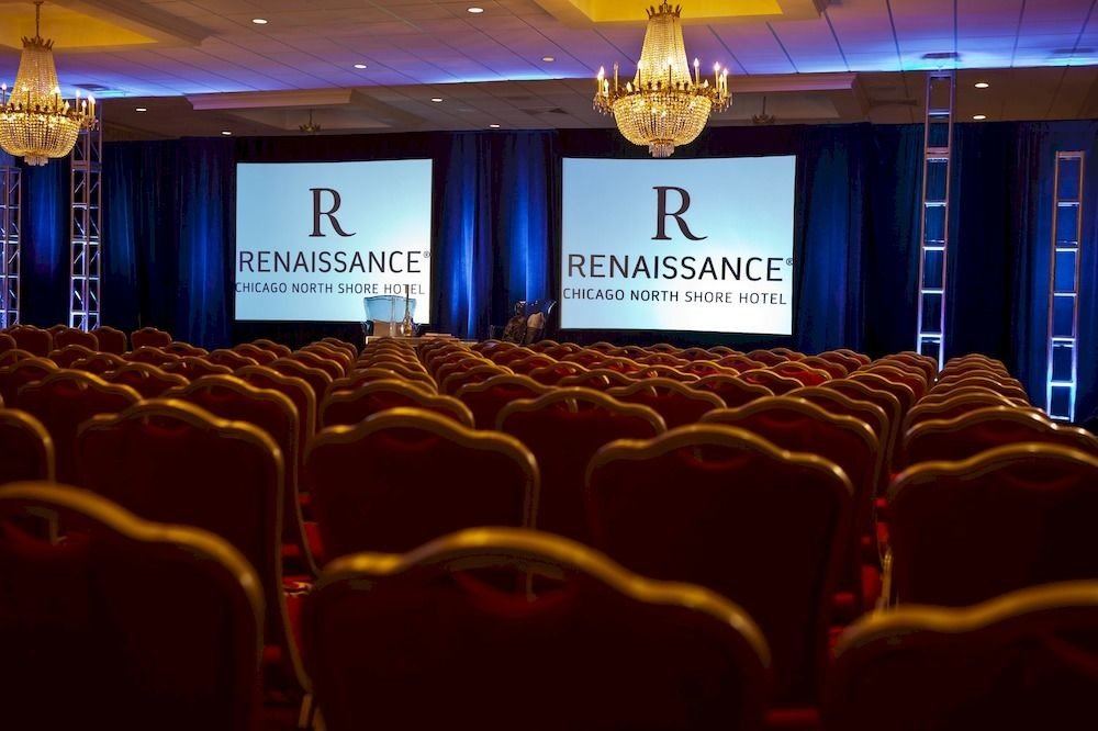 auditorium stage movie theater function hall audience convention conference hall theatre conference room