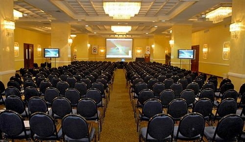 auditorium conference hall meeting seminar convention audience convention center function hall