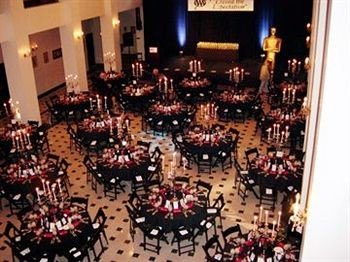 orchestra audience banquet function hall