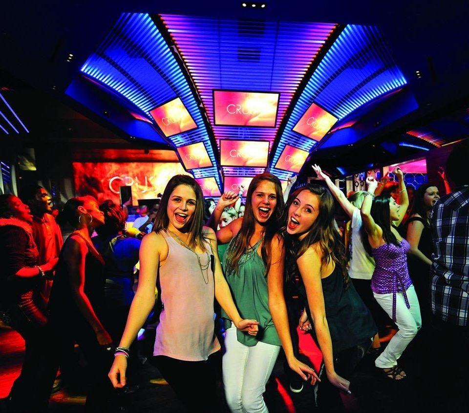 posing nightclub sports disco dance musical theatre audience music venue club