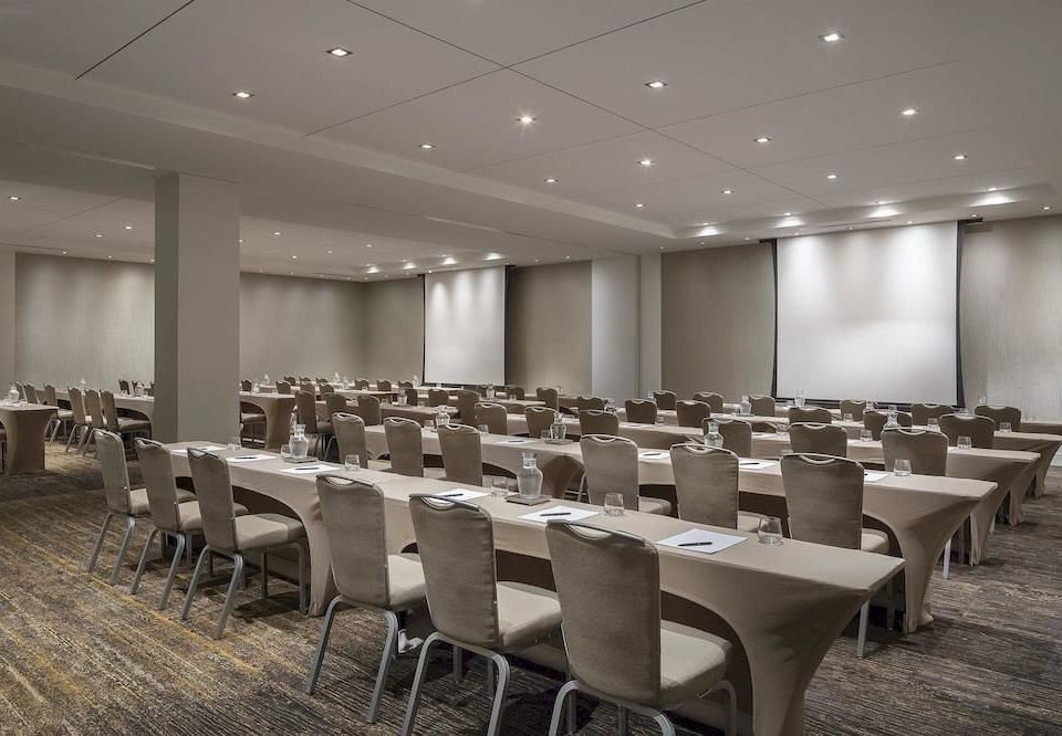 chair function hall conference hall auditorium banquet cafeteria convention center restaurant meeting ballroom classroom long lined