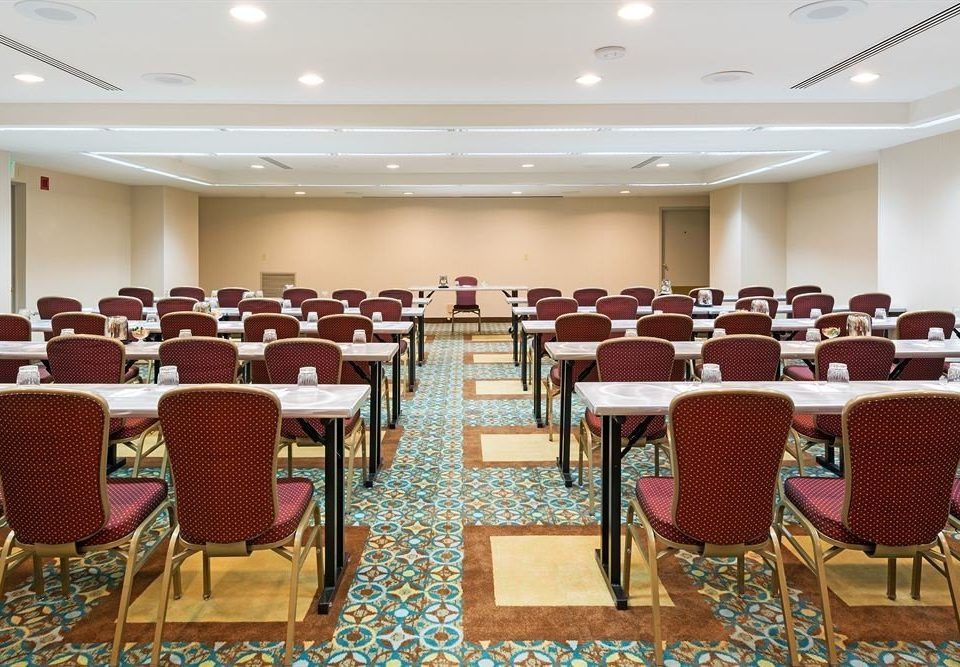chair function hall conference hall banquet auditorium meeting convention center ballroom set conference room