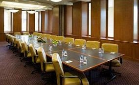 chair function hall conference hall meeting convention center auditorium banquet restaurant ballroom dining table conference room