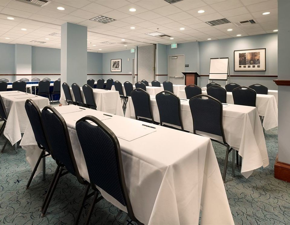 chair scene conference hall function hall auditorium meeting banquet restaurant convention center ballroom lined conference room