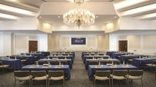 chair function hall conference hall auditorium scene convention center meeting ballroom banquet lots set conference room
