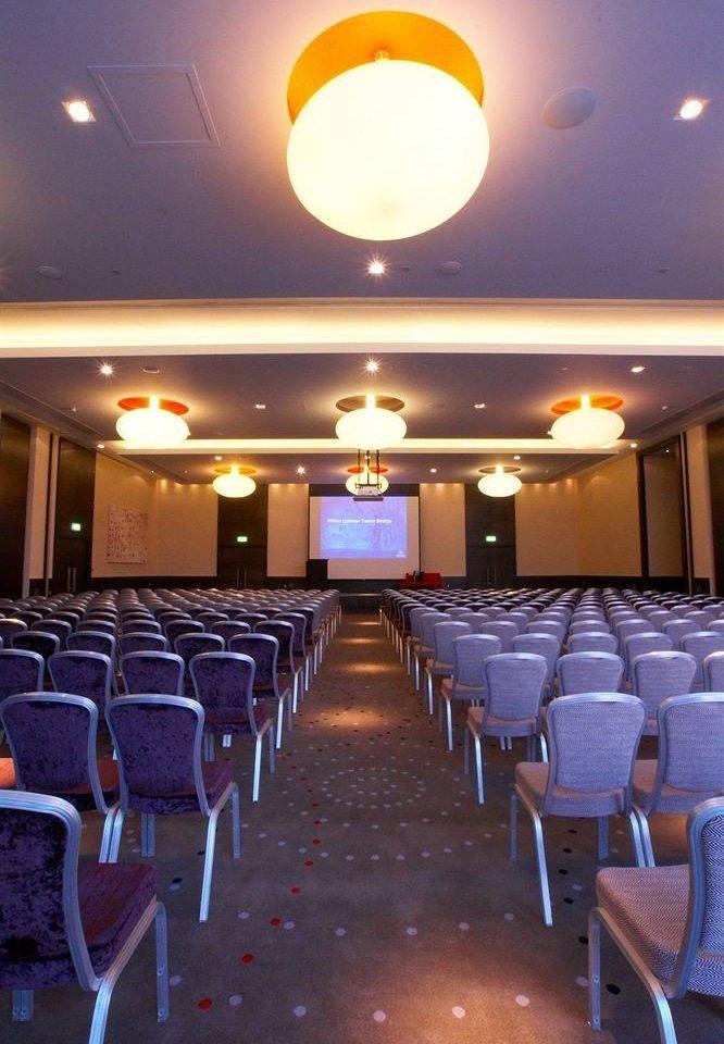 chair function hall restaurant conference hall banquet ballroom auditorium light