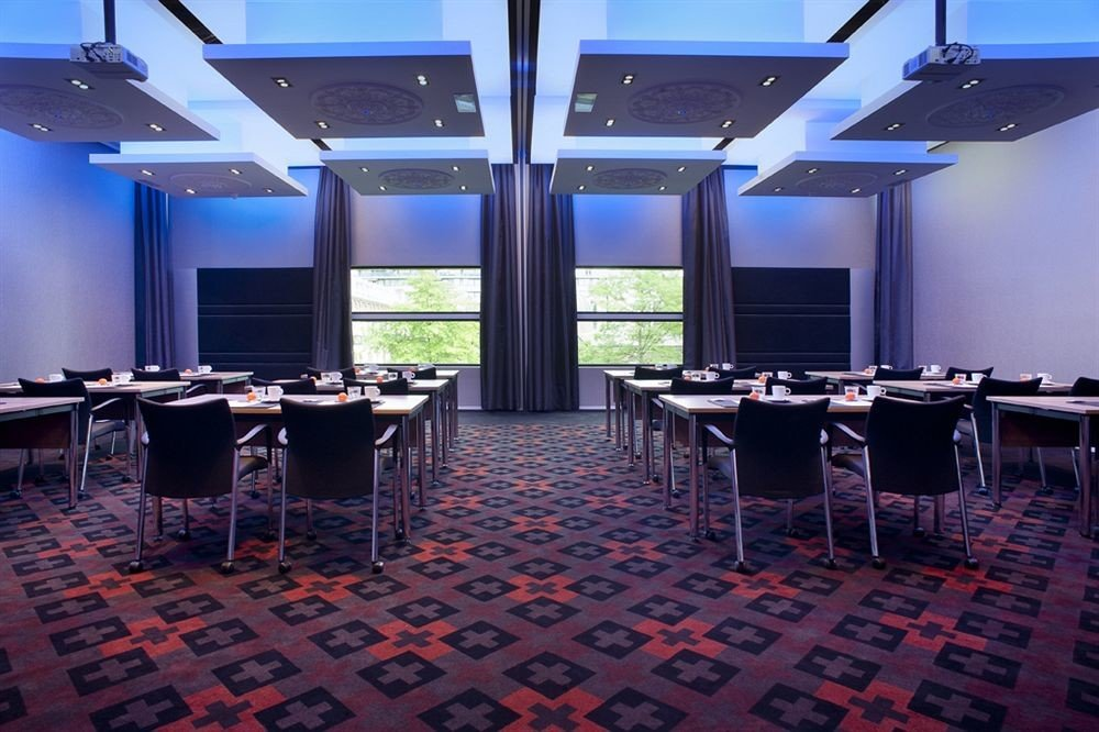 chair function hall conference hall auditorium restaurant convention center ballroom banquet open set