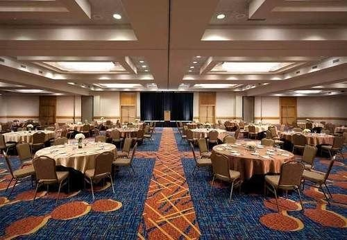 chair function hall conference hall auditorium scene convention center meeting banquet ballroom restaurant convention lots set