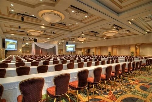 auditorium function hall banquet conference hall ballroom convention center