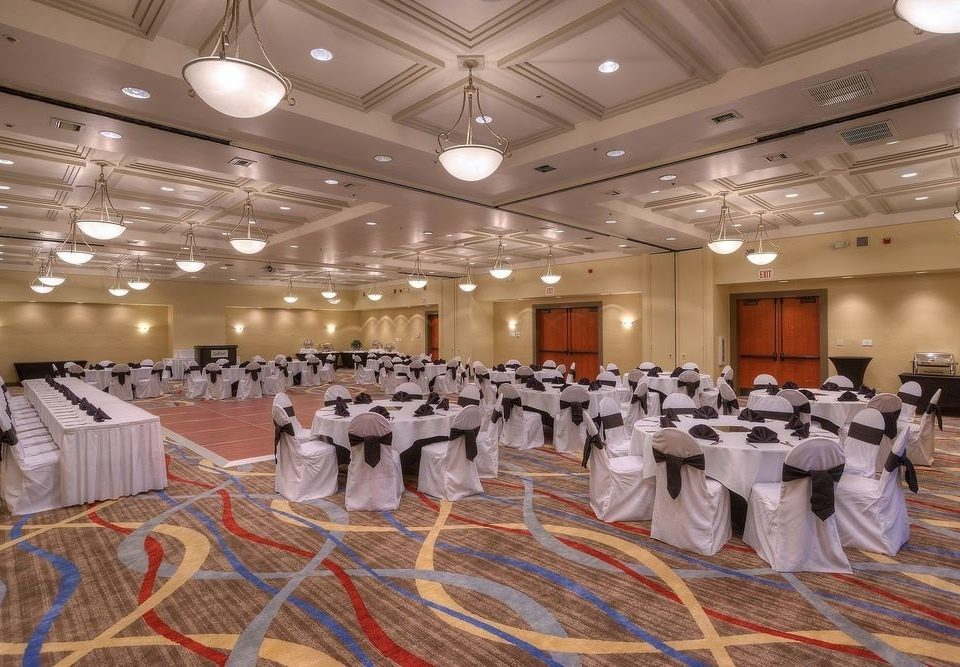 structure auditorium scene function hall sport venue convention banquet conference hall convention center ballroom lots meeting