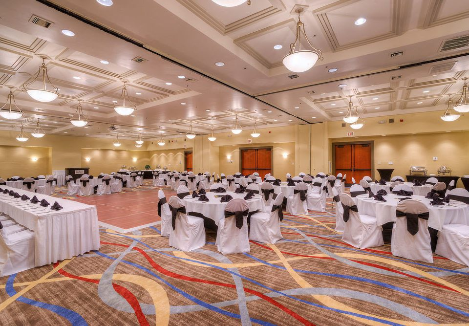 function hall auditorium banquet scene conference hall ballroom convention center convention wedding reception