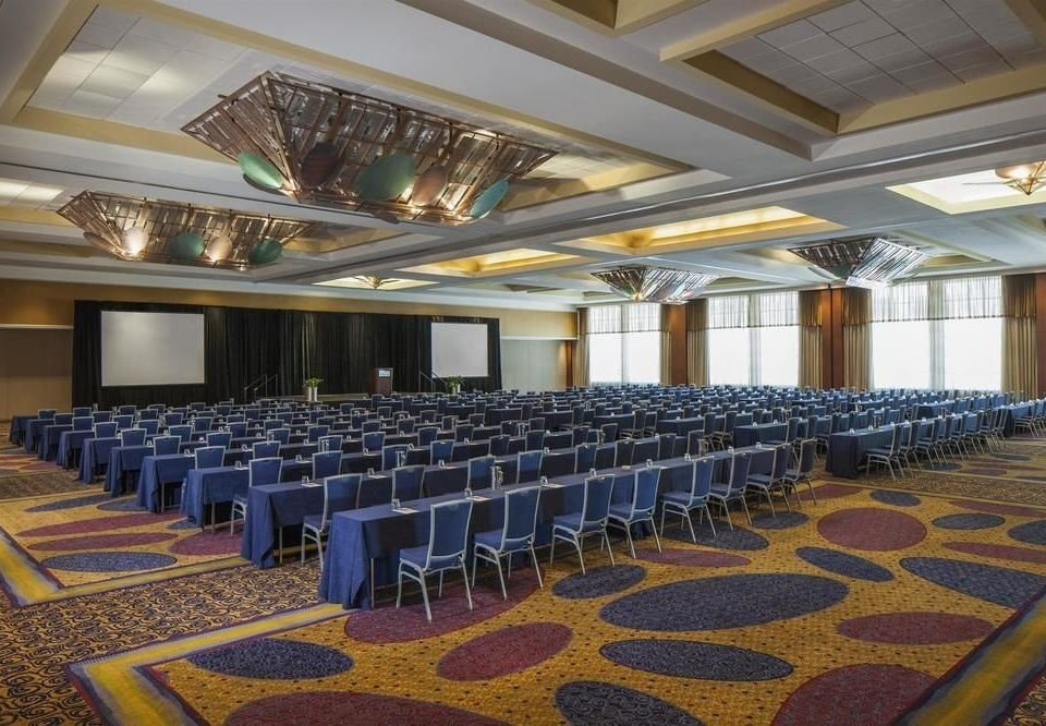 auditorium function hall structure conference hall ballroom convention center banquet meeting convention lined