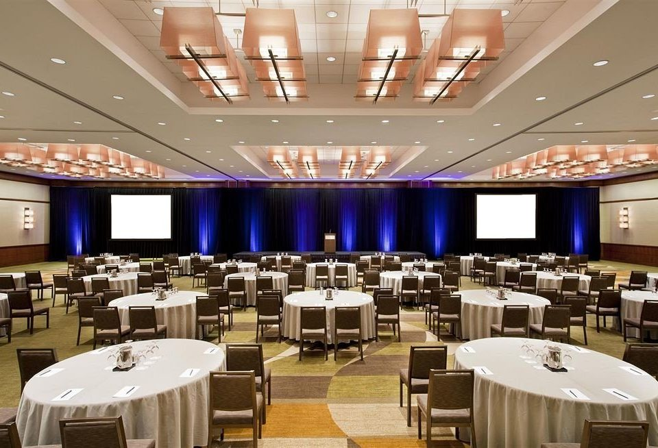 function hall conference hall auditorium scene ballroom convention center banquet meeting convention conference room