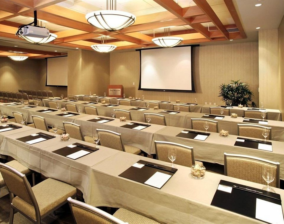 auditorium conference hall function hall convention center restaurant meeting classroom ballroom cafeteria conference room