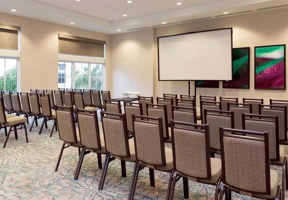 chair conference hall auditorium function hall convention center classroom meeting ballroom lined