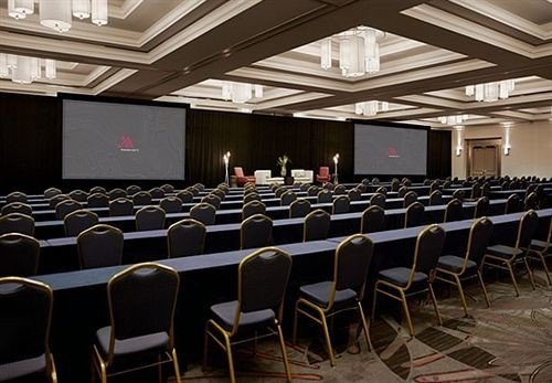 chair auditorium conference hall function hall meeting convention center seminar convention ballroom classroom conference room