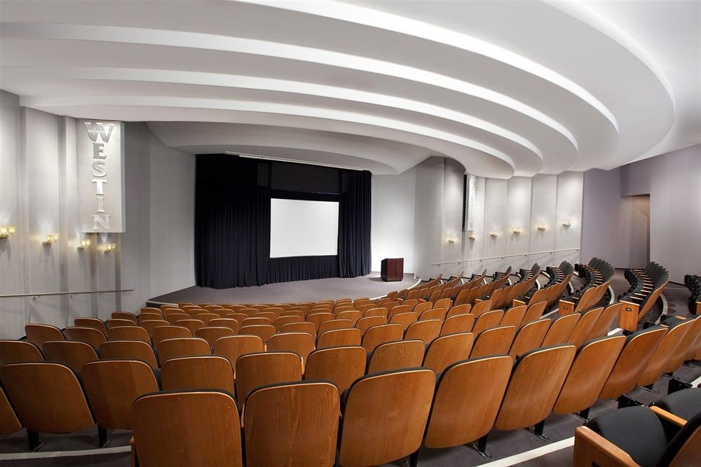 auditorium chair conference hall function hall convention center theatre meeting convention ballroom movie theater