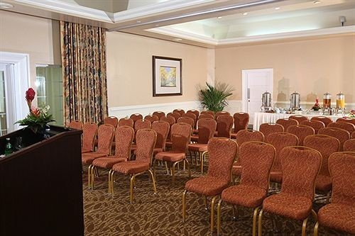chair conference hall function hall meeting convention center ballroom auditorium dining table