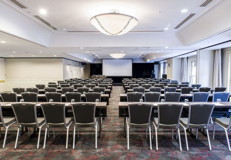 chair auditorium conference hall function hall convention center meeting ballroom conference room
