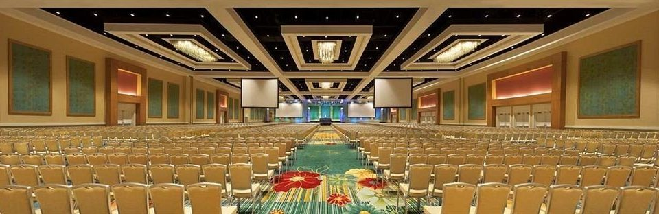 chair function hall auditorium ballroom convention center conference hall set conference room