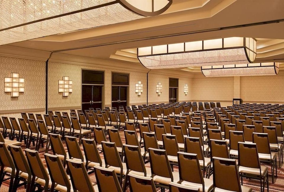 auditorium chair conference hall function hall convention center ballroom meeting convention