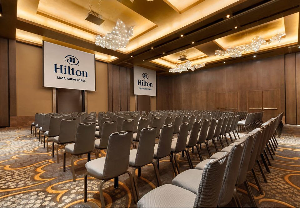auditorium chair function hall conference hall convention center ballroom restaurant