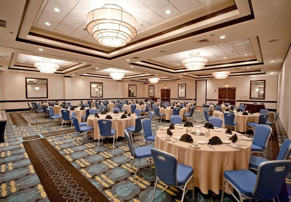 chair auditorium scene conference hall function hall convention center ballroom meeting convention set