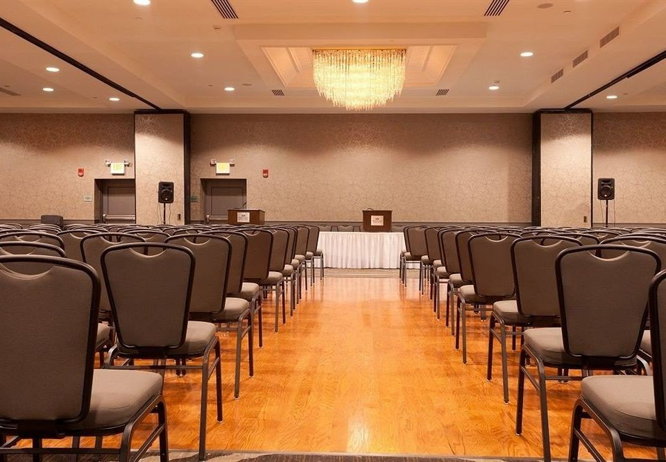 chair function hall conference hall auditorium convention center meeting ballroom restaurant