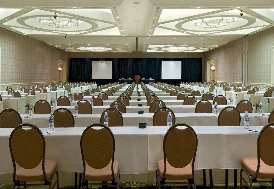 conference hall chair auditorium function hall meeting convention center convention ballroom conference room