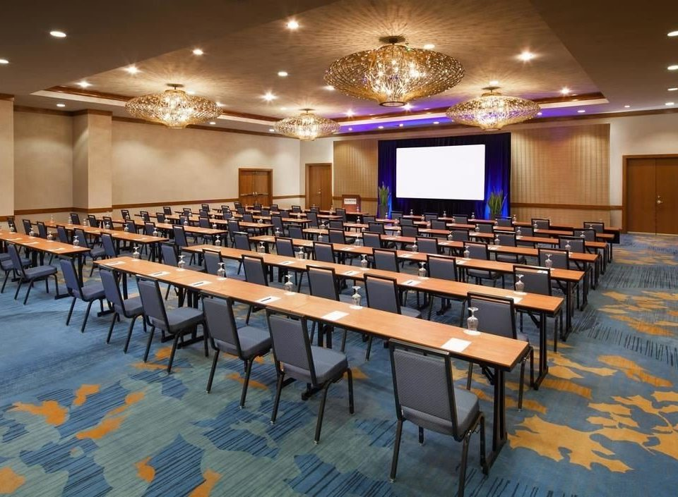 auditorium conference hall function hall scene classroom convention center meeting ballroom