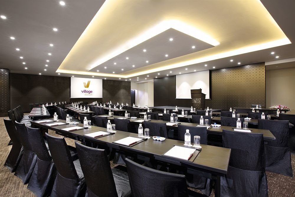 function hall auditorium conference hall restaurant convention center meeting ballroom clean