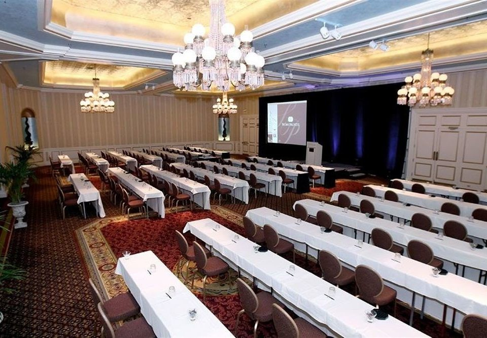 auditorium function hall conference hall convention center ballroom conference room