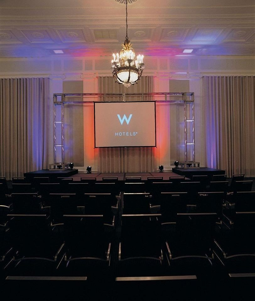 auditorium stage function hall theatre ballroom conference hall conference room