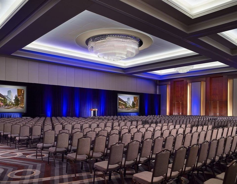 auditorium conference hall function hall performing arts center convention center convention theatre ballroom meeting hall