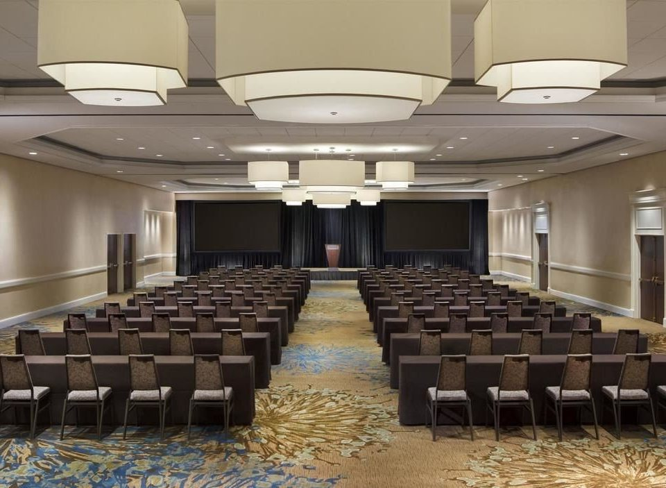 auditorium conference hall function hall performing arts center convention center meeting ballroom theatre