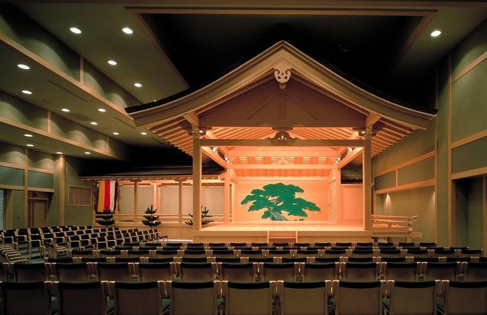 auditorium function hall stage theatre ballroom conference hall convention center opera house