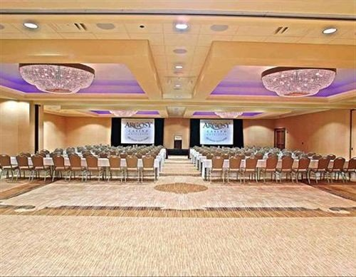 auditorium property function hall conference hall convention center ballroom recreation room