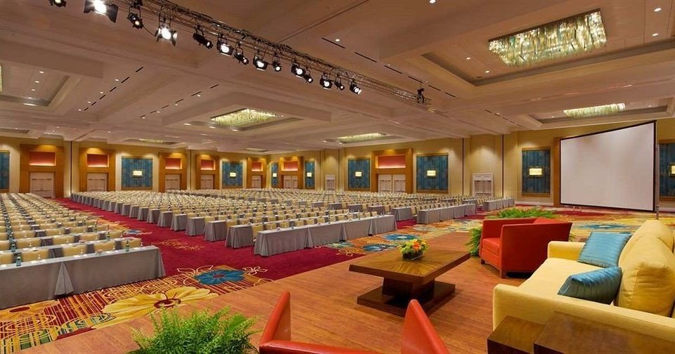 auditorium function hall conference hall scene convention center recreation room ballroom theatre